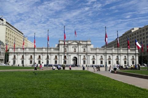 Palais de la Moneda